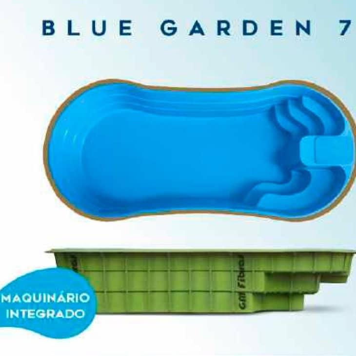 BLUE GARDEN 7